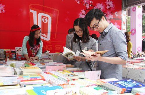 Khai trương Phố sách Hà Nội: Vì sự phát triển văn hóa đọc!