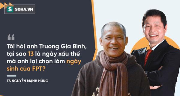 """TS – doanh nhân Nguyễn Mạnh Hùng: """"Tại sao tôi hát rong trên phố Sài Gòn và hai lần đi khất thực?"""""""