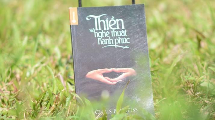 """Cảm nhận cuốn sách """"Thiền và nghệ thuật hạnh phúc"""""""
