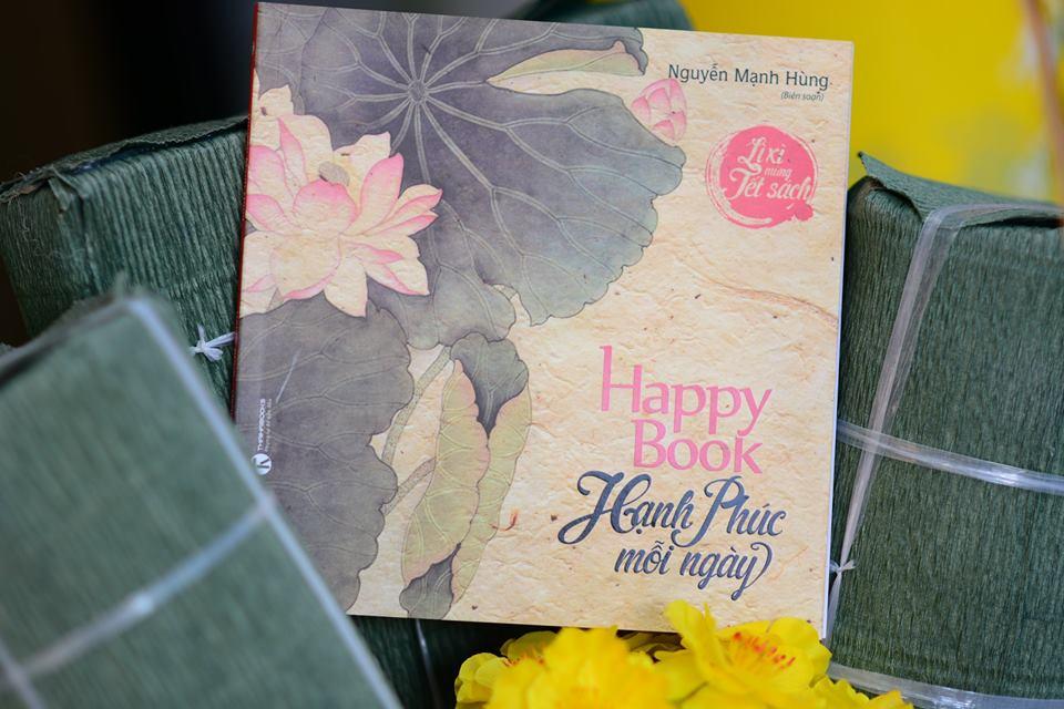 """Cảm nhận cuốn sách """"Happy book – Hạnh phúc mỗi phút giây"""""""