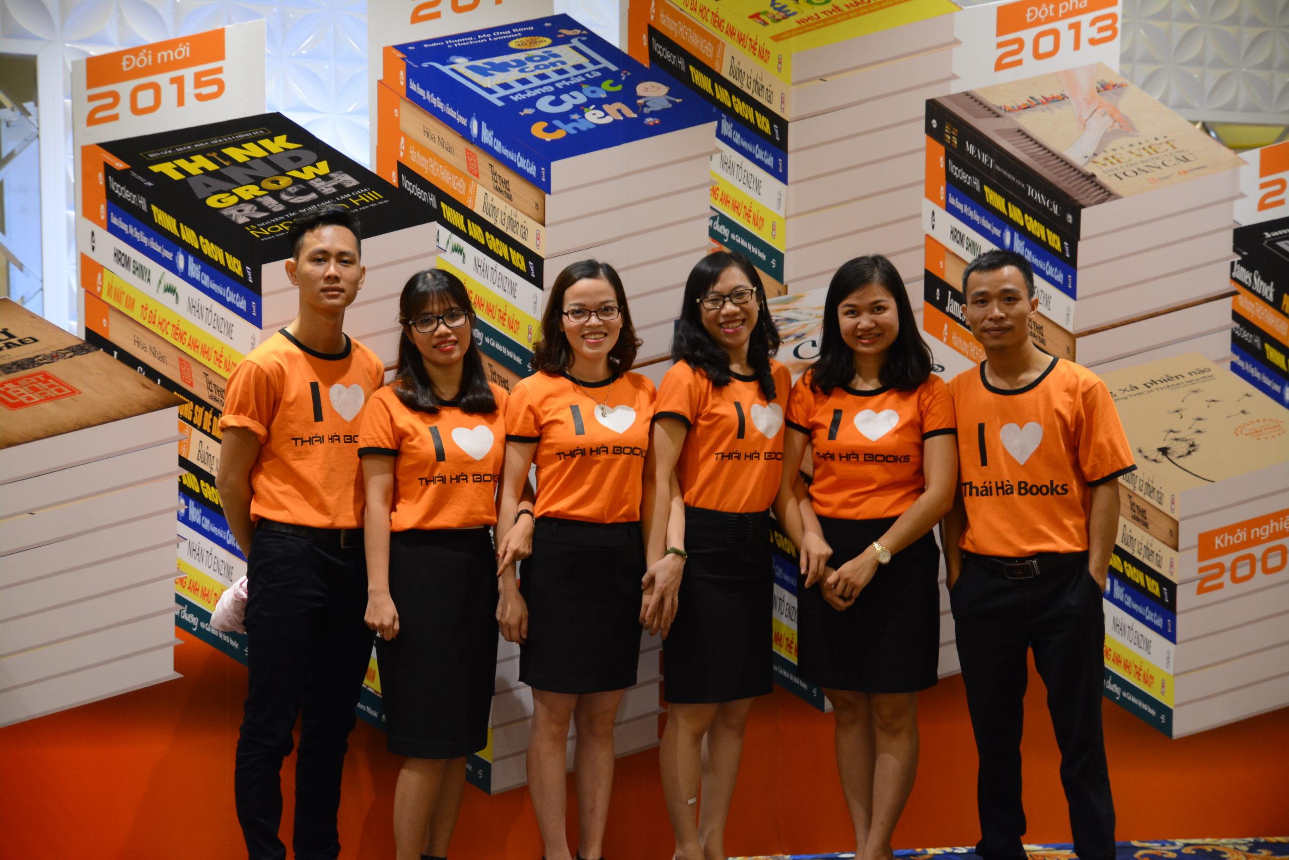 [ThaiHaBooks] Lễ kỷ niệm 10 năm thành lập Thái Hà Books