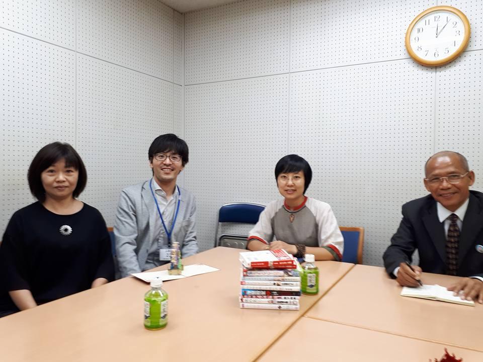 Thái Hà Books tham gia Tuần hàng Việt Nam Hà Nội tại Nhật Bản