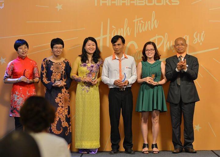 Tri ân những thành viên đặt nền móng xây dựng Thái Hà Books