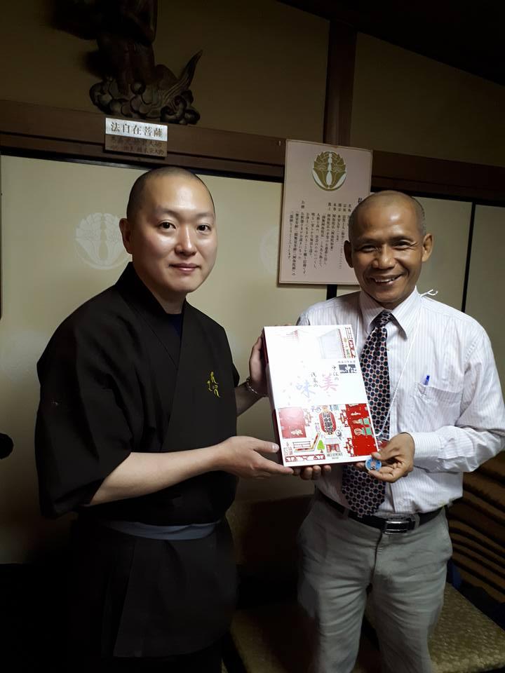 Từ Việt Nam sang Tokyo tham gia phát quà từ thiện cùng các bạn Phật tử tại Nhật Bản cho người vô gia cư