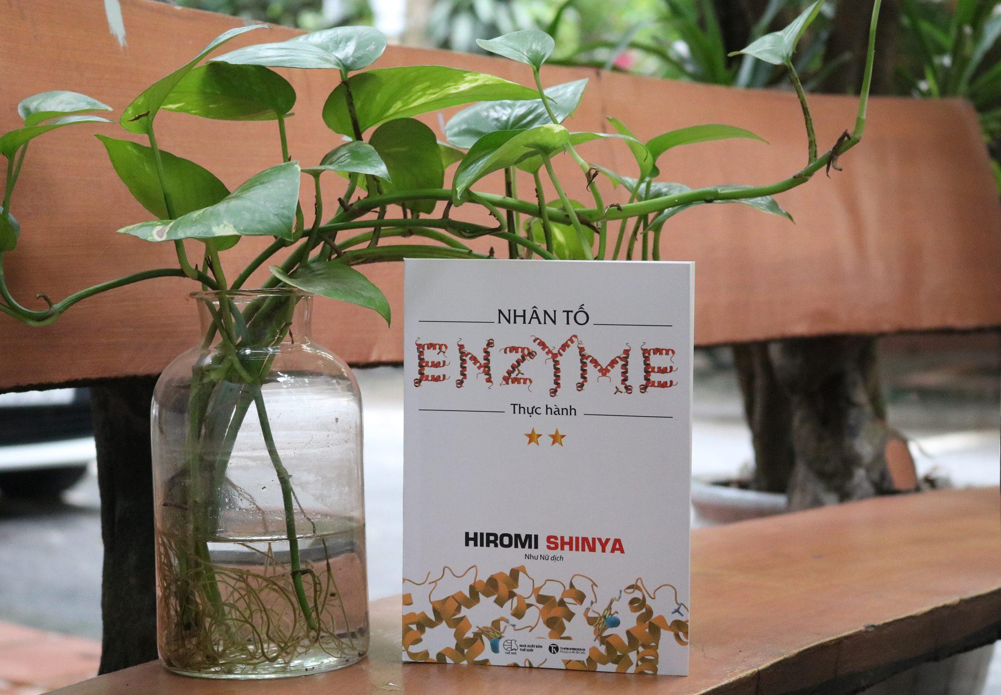 Phương pháp ăn uống lành mạnh và trị liệu enzyme