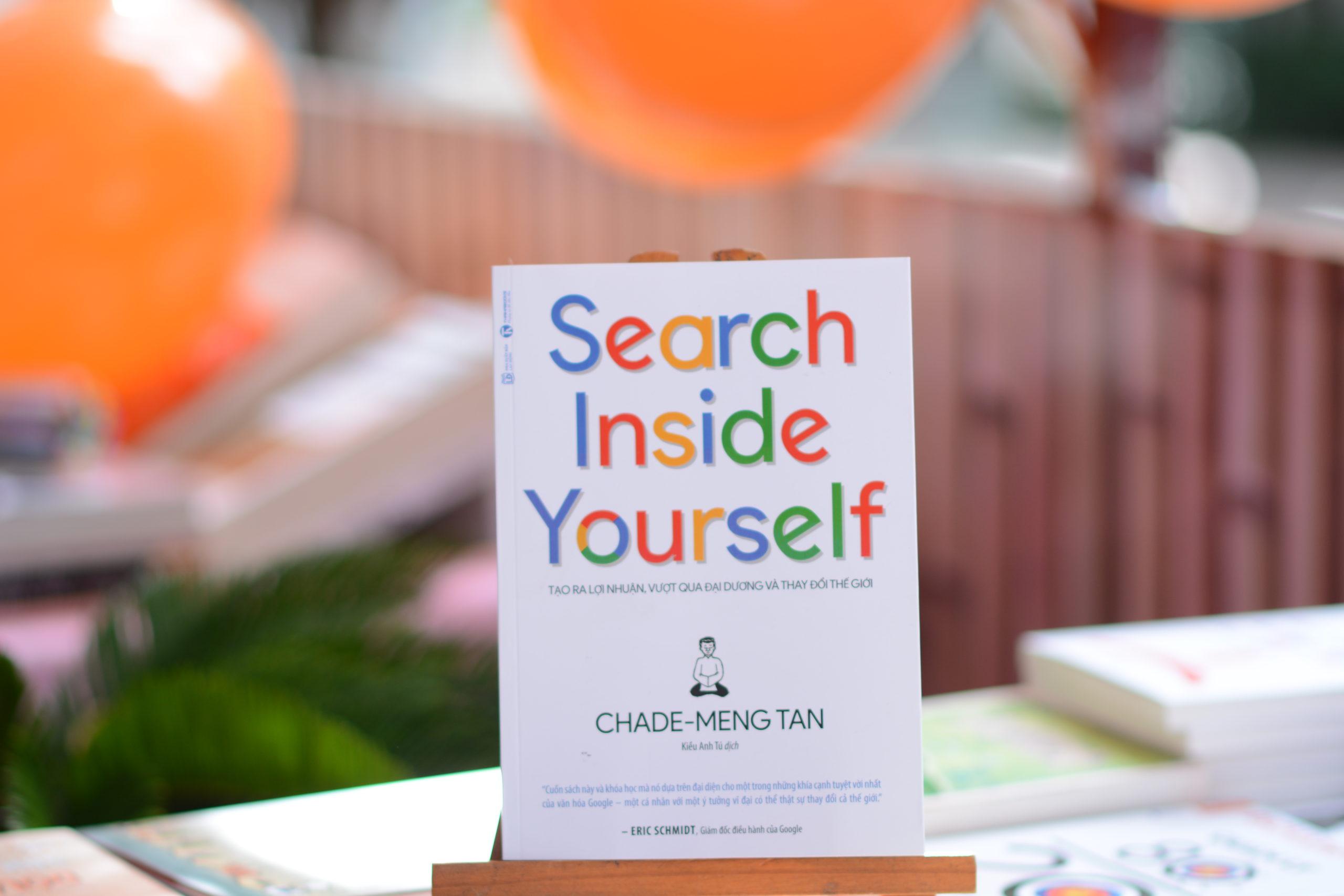 """15h00 ngày 10/08/2017: Chương trình Reading tour số 55 với chủ đề """"Search inside yourself – Tìm kiếm bên trong bạn"""""""