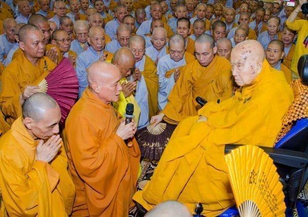 Nhớ về thiền sư Thích Thanh Từ nhân lễ sinh nhật lần thứ 94 của Thầy