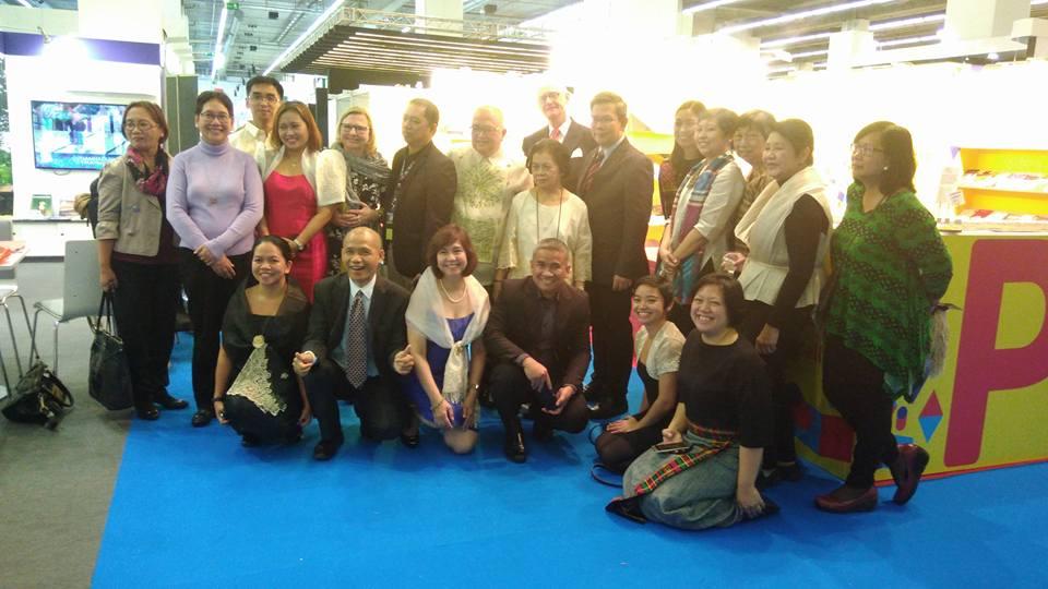 Việt Nam và các nước ASEAN tại Hội sách lớn nhất thế giới Frankfurt Book Fair 2017