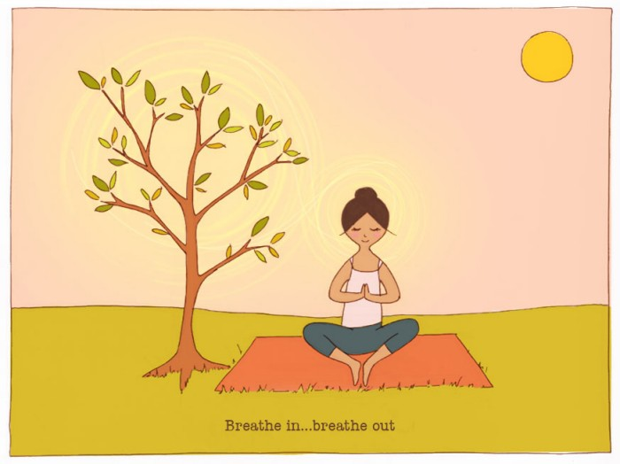 Hít thở đúng cách – Bí quyết tĩnh tâm, sống khỏe