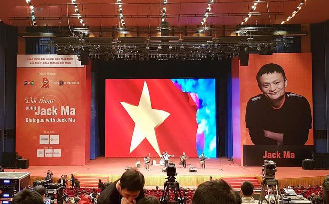 Những bài học từ buổi giao lưu với Jack Ma chiều ngày 06/11/2017