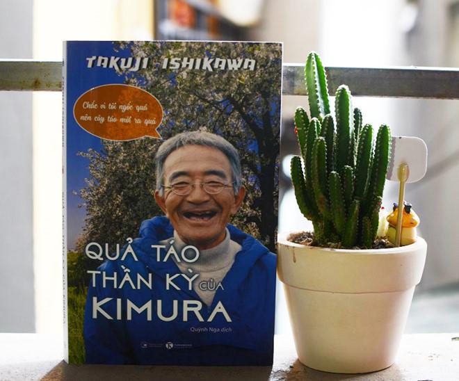 'Quả táo thần kỳ của Kimura': Câu chuyện khích lệ ý chí con người