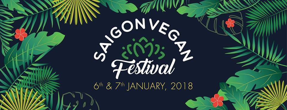 Tết Chay Sài Gòn Vegan 2018