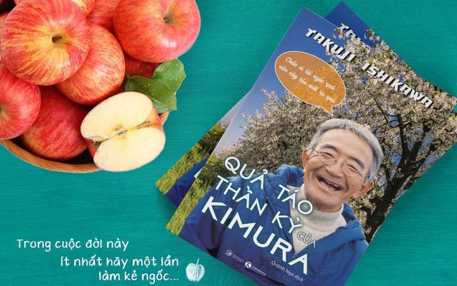 """Những bài học cuộc đời từ """"Quả táo thần kỳ của Kimura"""""""