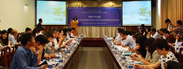 Nhiều nước muốn học tập mô hình Đường sách của TP.HCM
