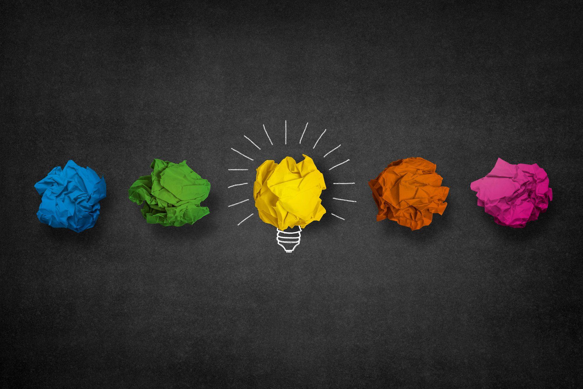 Sức sáng tạo của bạn bị cản trở bởi những suy nghĩ sai lầm này