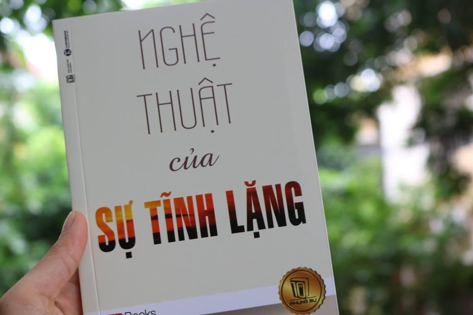 """Reading Books Together số 12 với chủ đề """"Nghệ thuật của sự tĩnh lặng"""" cùng CLB Yêu sách Thái Hà"""