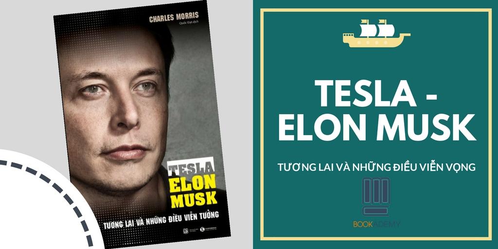 Tesla – Khi gã tí hon vươn mình thành người khổng lồ