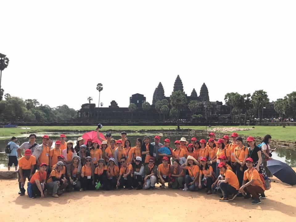 Thái Hà Books – điểm hẹn Angkor-Campuchia