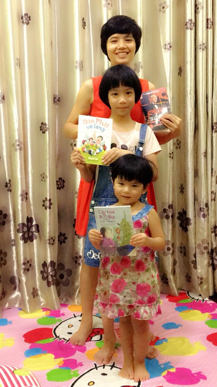 """ThaiHaBooks – Ứng dụng để vươn xa – cuộc thi """"Thái Hà Books và tôi"""""""