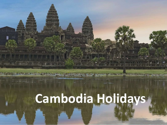holiday Cambodia