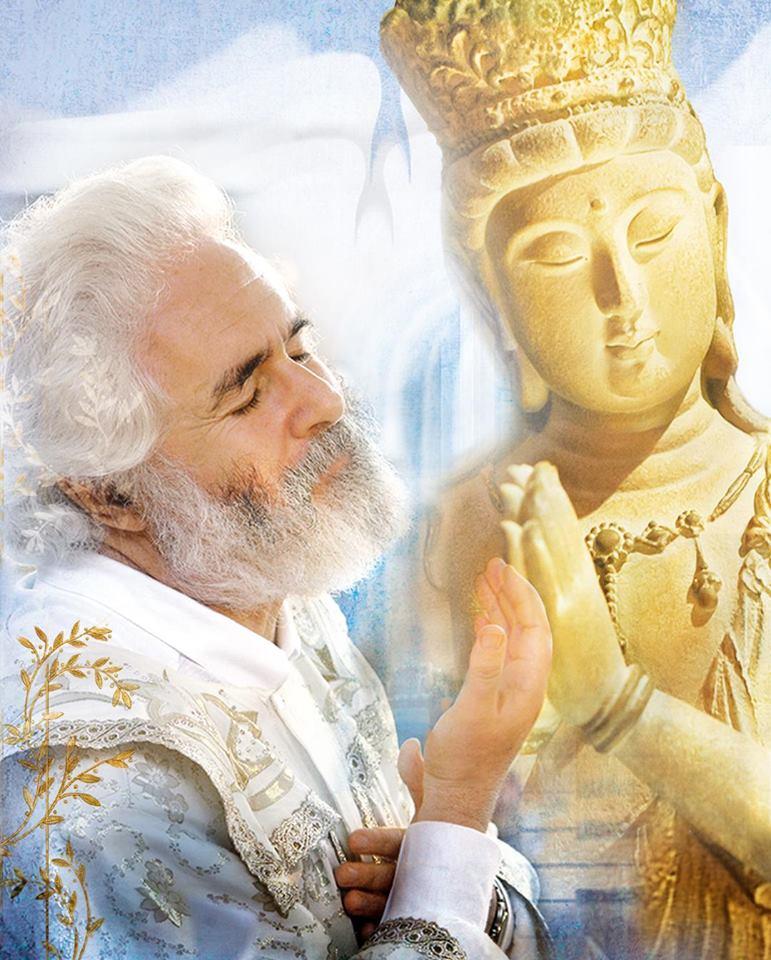 Đức Cha tuyệt vời ở Tây Ban Nha thờ Quan Thế Âm Bồ Tát