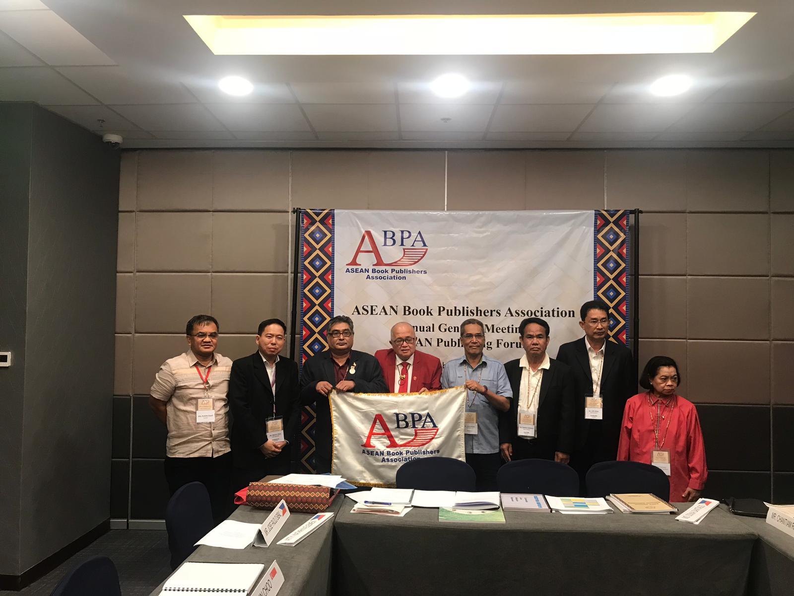 [ThaiHaBooks] Lào và Campuchia đã chính thức trở thành thành viên Hiệp hội Xuất bản ASEAN