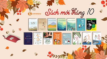 ThaiHaBooks – Sách mới tháng 10
