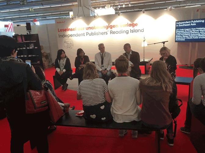 4.000 sự kiện tại Frankfurt Book Fair 2018 có gì đặc biệt – bài số 15