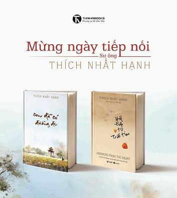 Bộ sách mừng ngày tiếp nối của Thiền sư Thích Nhất Hạnh