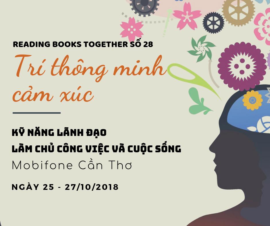Reading Books Together số 28 – TRÍ THÔNG MINH CẢM XÚC