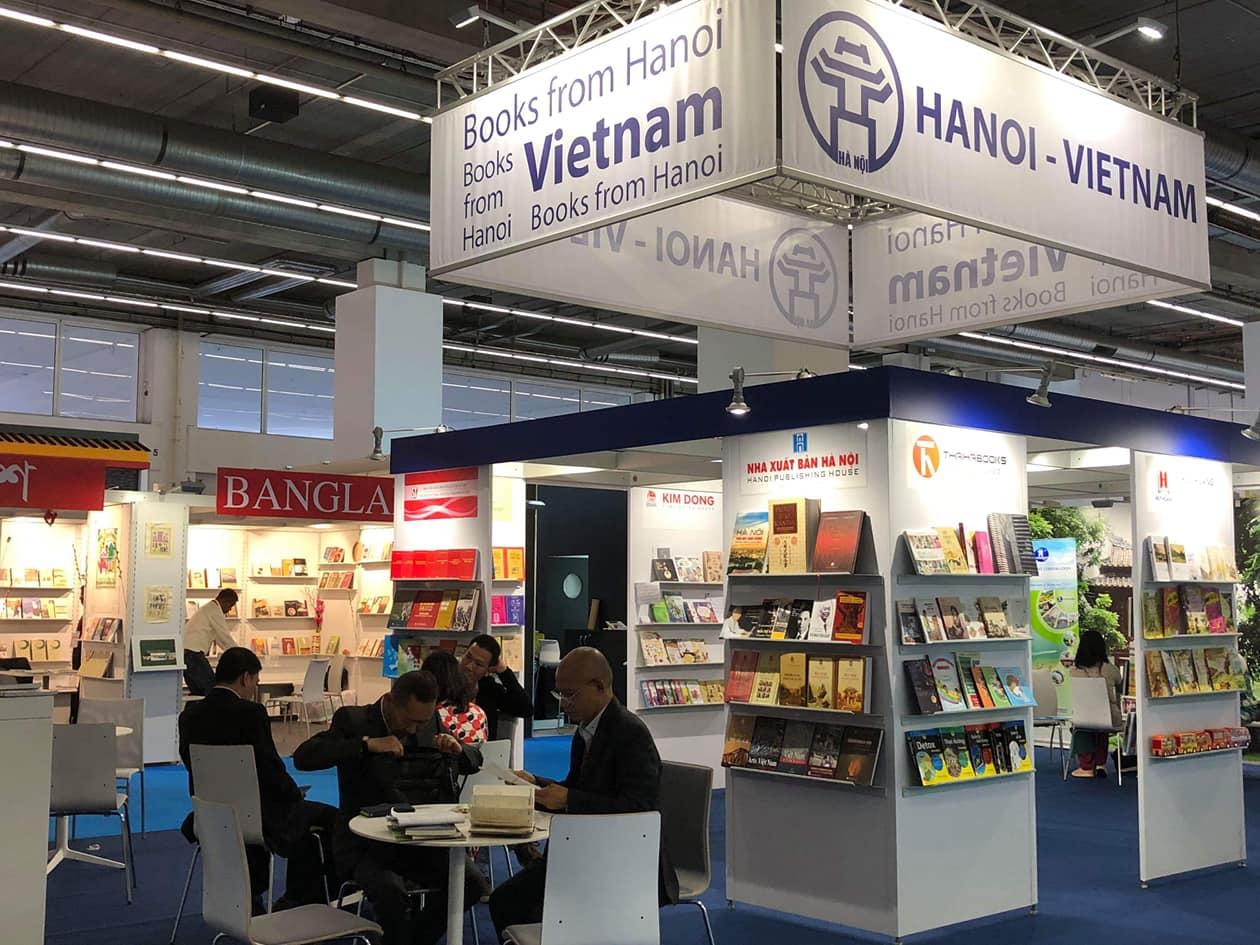 Xuất bản Việt Nam trên bản đồ xuất bản thế giới tại Frankfurt Book Fair 2018 – bài số 12