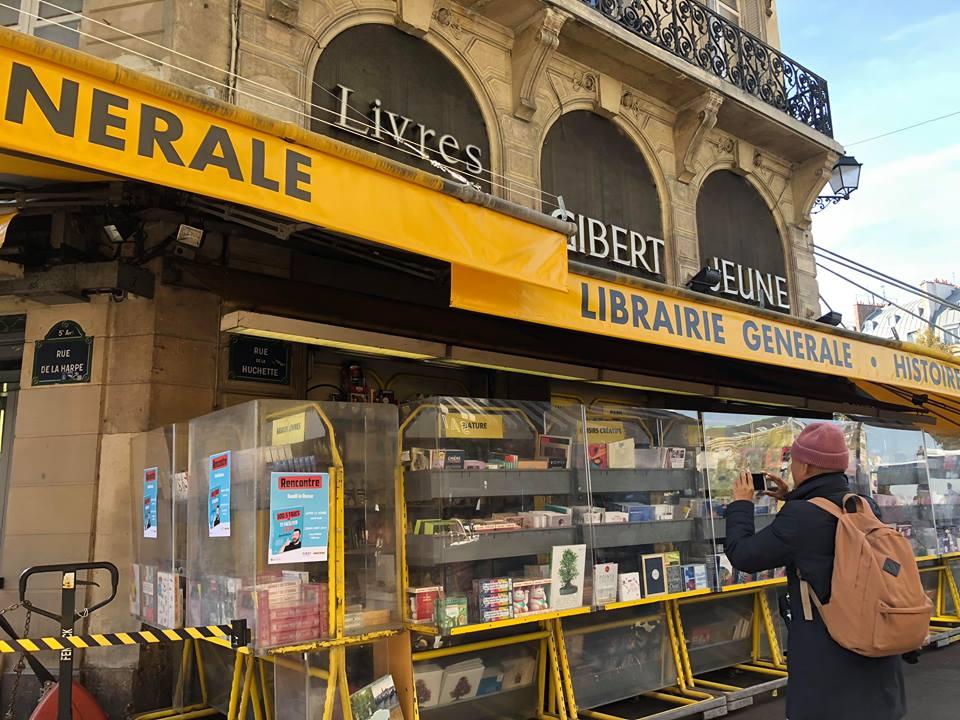 Văn hóa đọc của Pháp và những trải nghiệm tại Paris – bài số 18