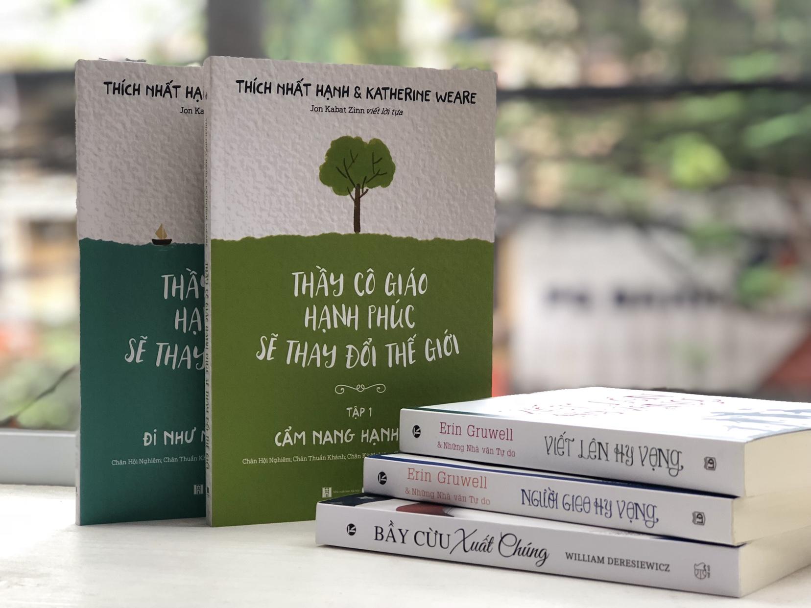 Những cuốn sách làm rung chuyển nền Giáo dục toàn cầu – Món quà ý nghĩa mừng Tết thầy trò