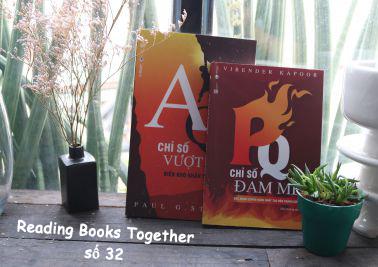 Reading Books Together số 32 – Chào mừng Tết Thầy trò: Đam mê và vượt khó