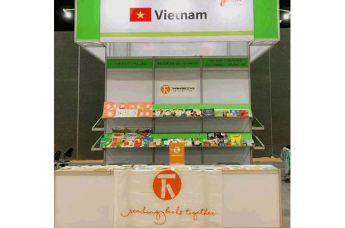 Thái Hà Books tham gia Hội sách Bản quyền Quốc tế về sách Thiếu nhi lần thứ 2 ICCRF tại Chiang Mai – Thái Lan