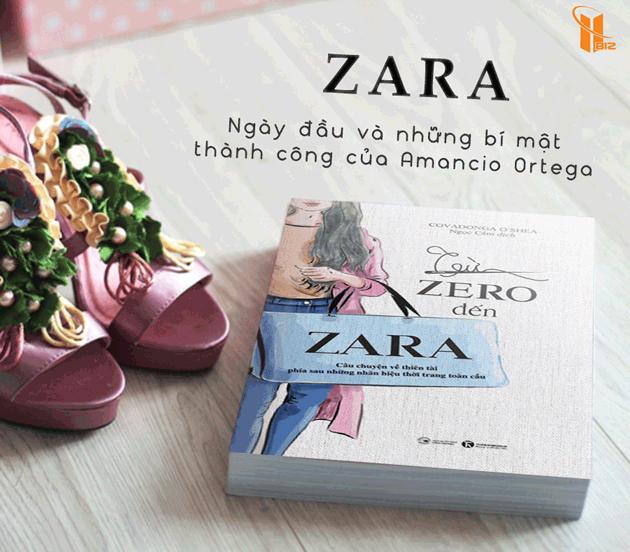 ZARA – Ngày đầu và những bí mật thành công của Amancio Ortega