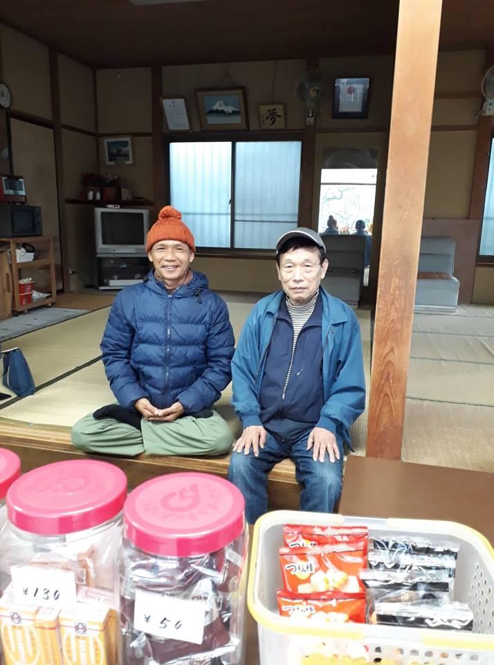 Lên núi Kanuki học Phật với người Nhật
