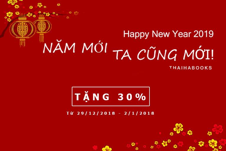 Chương trình chào mừng năm mới 2019: Năm mới ta cũng mới