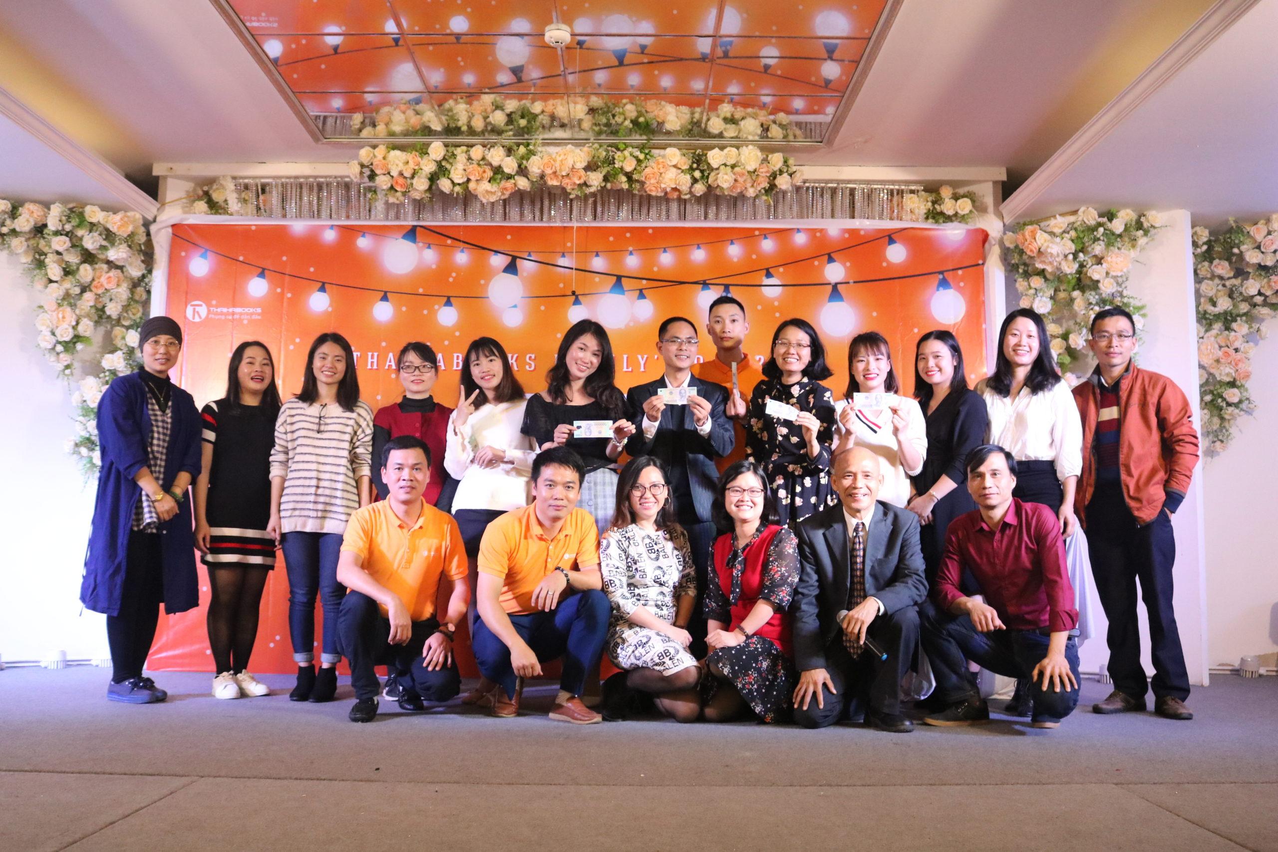 ThaiHaBooks – Ngày hội Family's Day 2019 – Đồng hành