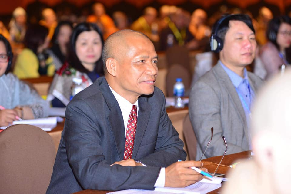TS Nguyễn Mạnh Hùng đại diện Việt Nam tham dự diễn đàn xuất bản thế giới Istanbul Fellowship lần thứ 4 tại Thổ Nhĩ Kỳ