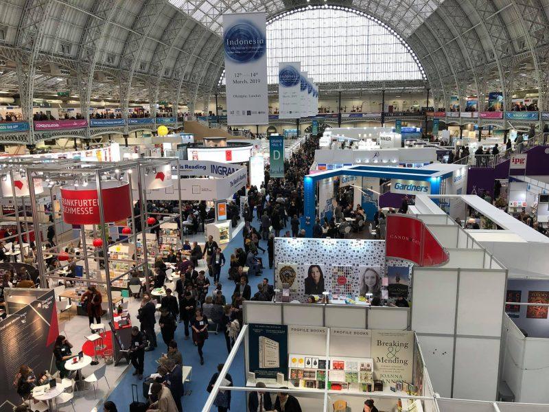 Hội sách lớn thứ nhì thế giới London Book Fair 2019 – Có nhiều điều học được