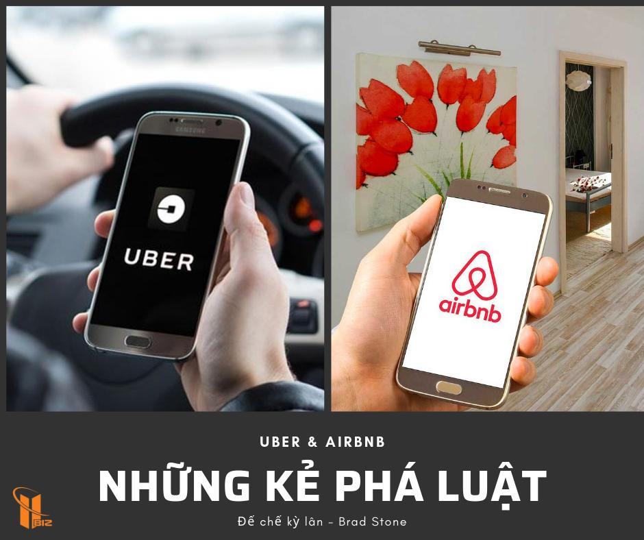 Airbnb và Uber – Những kẻ phá luật: Điểm bùng phát của nền kinh tế chia sẻ dựa trên nền tảng công nghệ cao