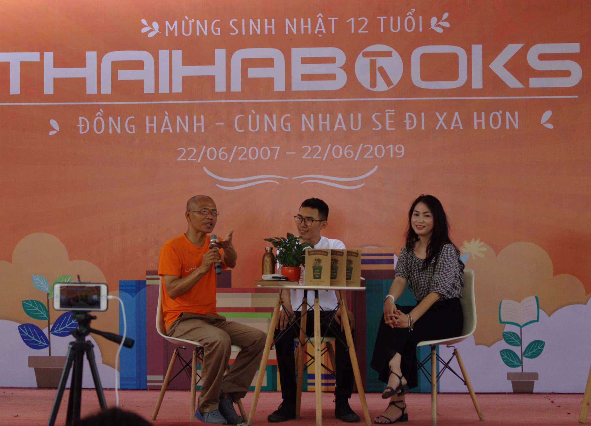Phạm Thị Thủy – Cá nhân xuất sắc nhất Thái Hà Books 6 tháng đầu năm 2019