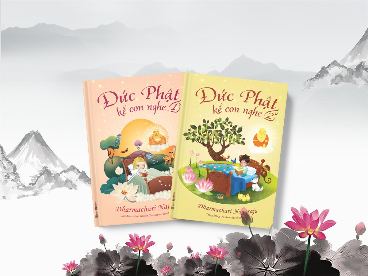 """Viet Nalanda Foundation tặng 1000 cuốn sách """"Đức Phật kể con nghe – tập 1"""""""