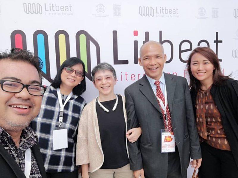 TS.Nguyễn Mạnh Hùng tham dự chương trình Trao đổi Xuất bản Doha