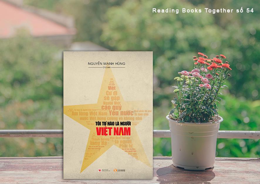 Reading Books Together số 54: Tôi tự hào là người Việt Nam