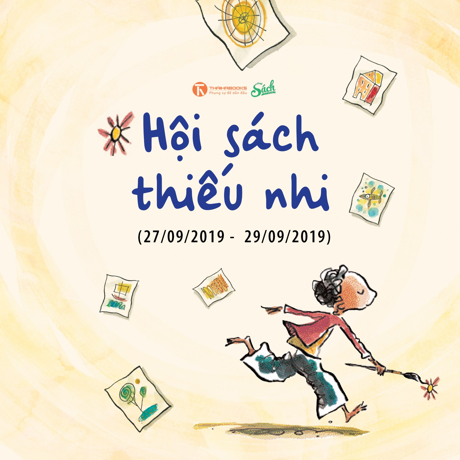 27-29/09/2019: HỘI SÁCH THIẾU NHI TP.HCM LẦN I/2019
