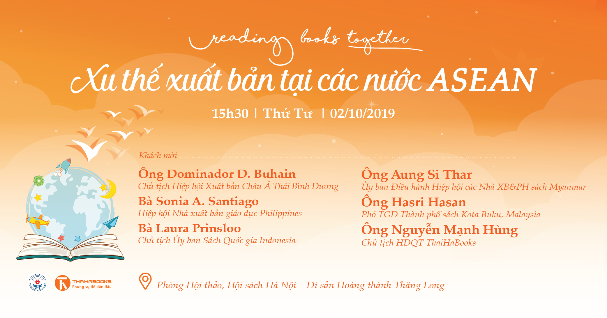 Xu thế xuất bản tại các nước ASEAN