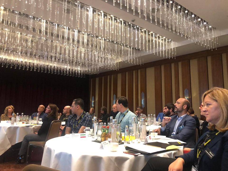 Thái Hà Books tham gia Hội nghị bàn tròn Dummies tại Frankfurt Đức