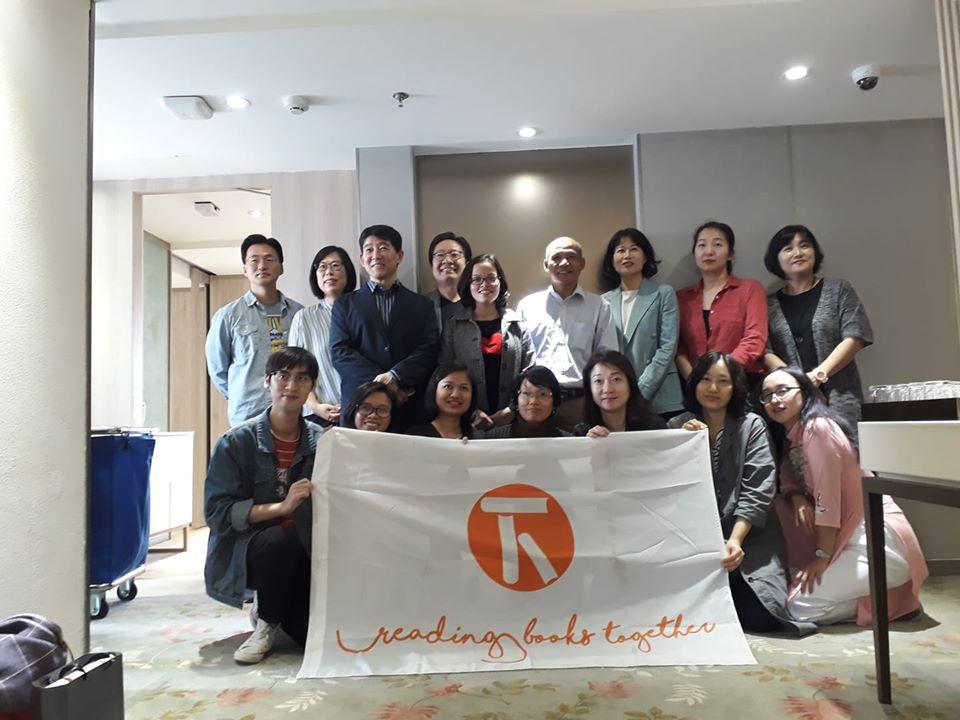 Ts. Nguyễn Mạnh Hùng tham dự hội thảo về nghiên cứu thị trường xuất bản dành cho các nhà xuất bản và biên tập viên Hàn Quốc